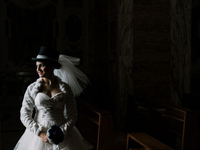 Il matrimonio di Yuri e Sara a Rieti, Rieti 25