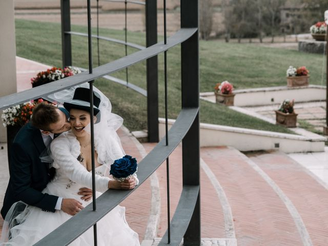 Il matrimonio di Yuri e Sara a Rieti, Rieti 32