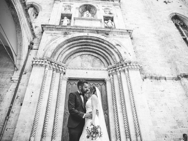 Il matrimonio di Luca e Alessandra a Ascoli Piceno, Ascoli Piceno 33