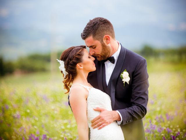 Il matrimonio di Luca e Alessandra a Ascoli Piceno, Ascoli Piceno 39