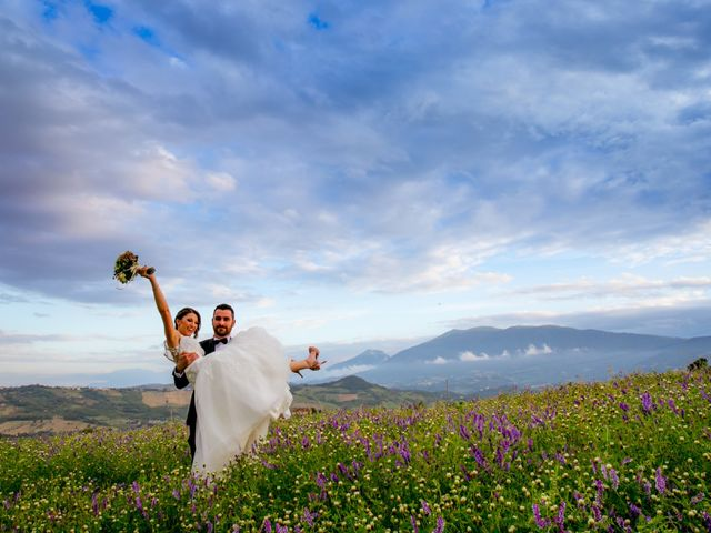 Il matrimonio di Luca e Alessandra a Ascoli Piceno, Ascoli Piceno 40