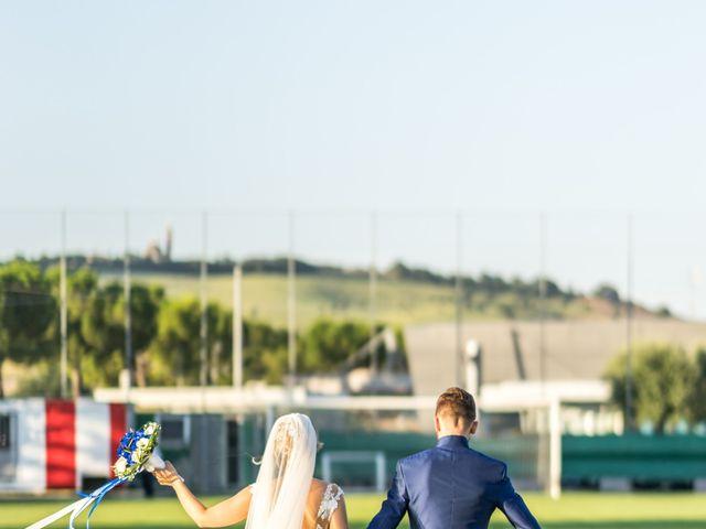 Il matrimonio di Mirco e Martina a Corridonia, Macerata 19