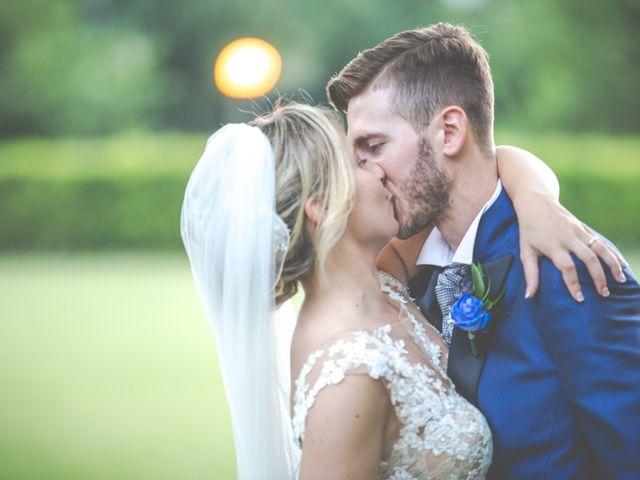 Il matrimonio di Mirco e Martina a Corridonia, Macerata 23