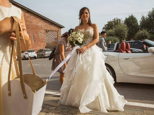 Il matrimonio di Mattia e Luana a Cremona, Cremona 12