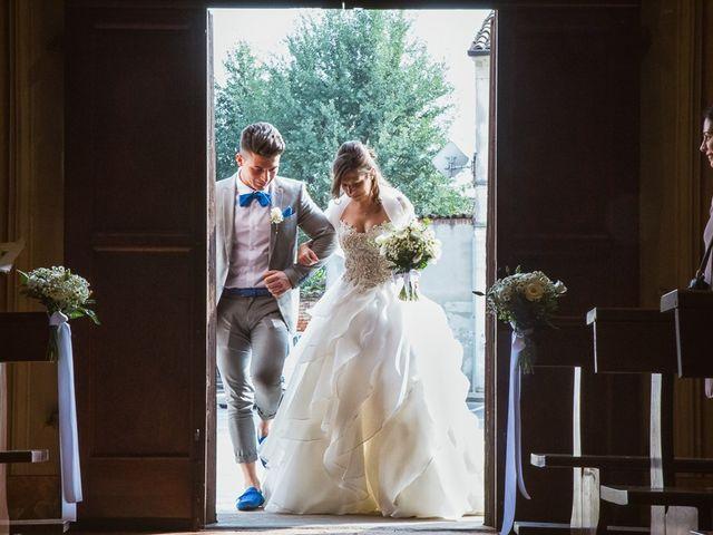 Il matrimonio di Mattia e Luana a Cremona, Cremona 13