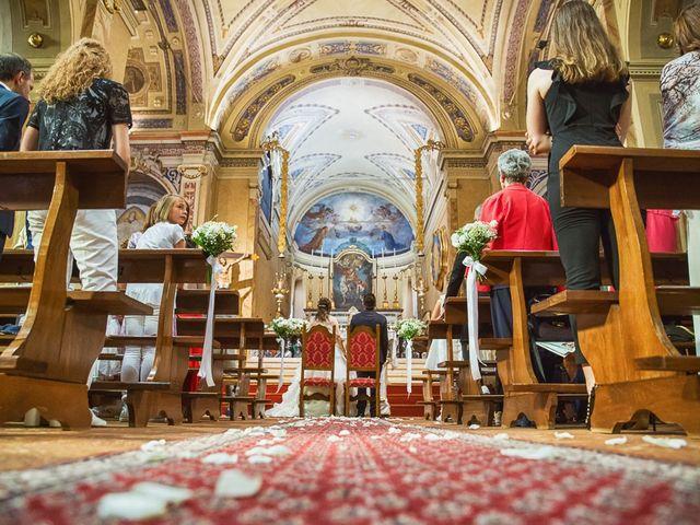 Il matrimonio di Mattia e Luana a Cremona, Cremona 14