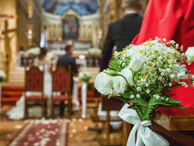 Il matrimonio di Mattia e Luana a Cremona, Cremona 15