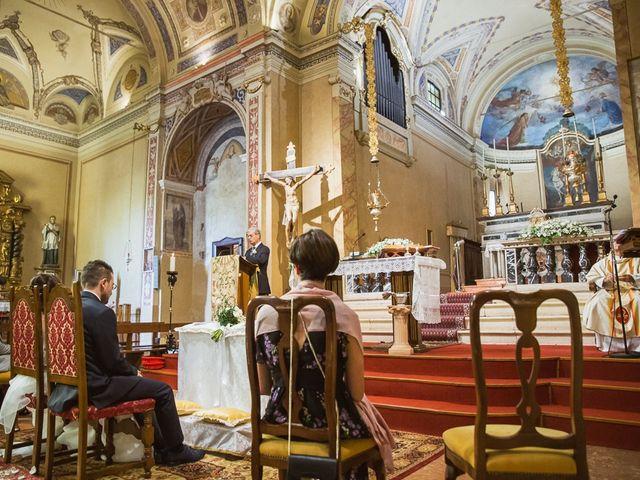 Il matrimonio di Mattia e Luana a Cremona, Cremona 16