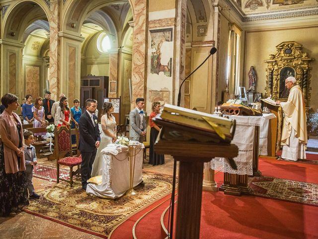Il matrimonio di Mattia e Luana a Cremona, Cremona 17
