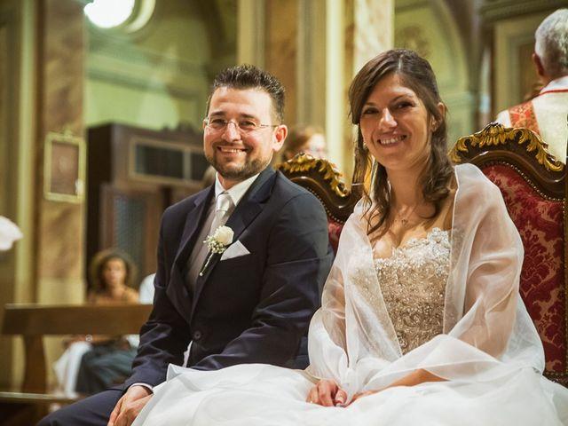 Il matrimonio di Mattia e Luana a Cremona, Cremona 20