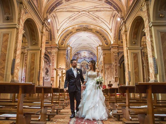 Il matrimonio di Mattia e Luana a Cremona, Cremona 22