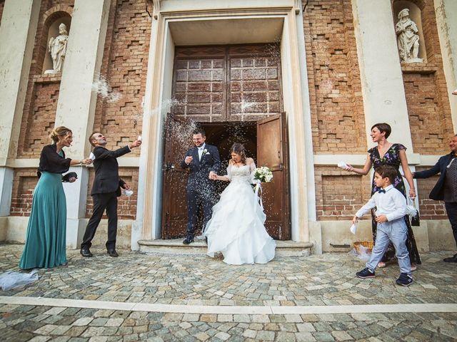 Il matrimonio di Mattia e Luana a Cremona, Cremona 23