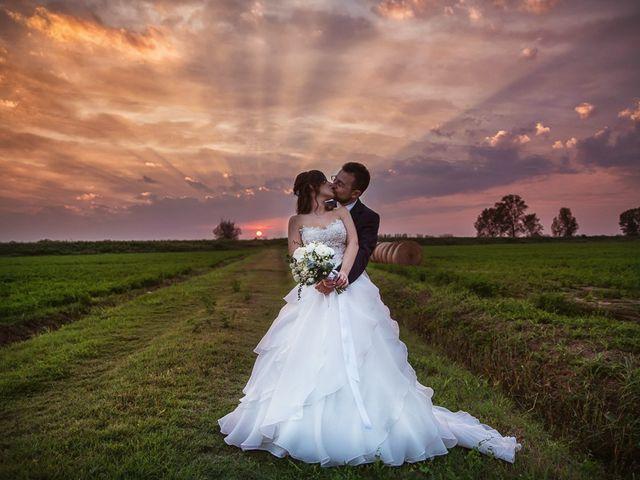 Le nozze di Luana e Mattia