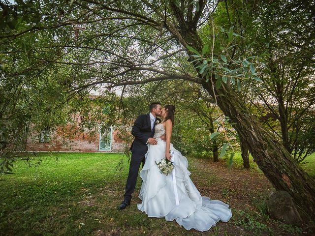 Il matrimonio di Mattia e Luana a Cremona, Cremona 30