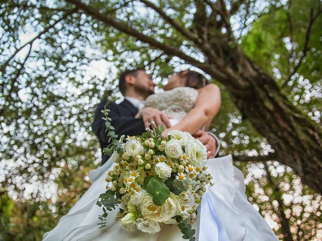 Il matrimonio di Mattia e Luana a Cremona, Cremona 31