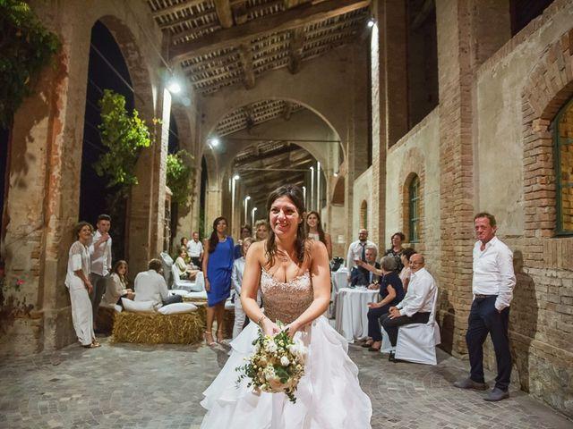 Il matrimonio di Mattia e Luana a Cremona, Cremona 47