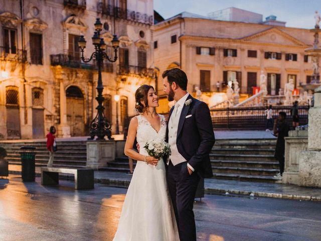 Il matrimonio di Vincenzo e Valentina a Palermo, Palermo 33