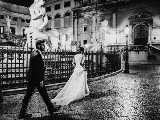 Il matrimonio di Vincenzo e Valentina a Palermo, Palermo 36