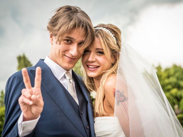Le nozze di Martina e Guido