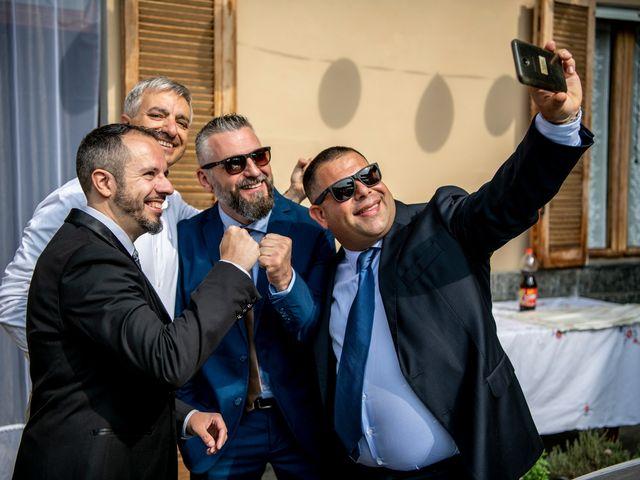 Il matrimonio di Mauro e Debora a Mathi, Torino 22