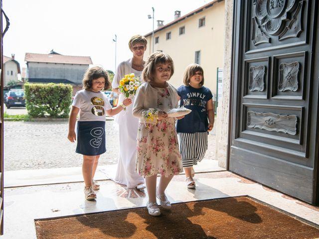 Il matrimonio di Mauro e Debora a Mathi, Torino 25