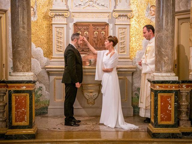 Il matrimonio di Mauro e Debora a Mathi, Torino 27