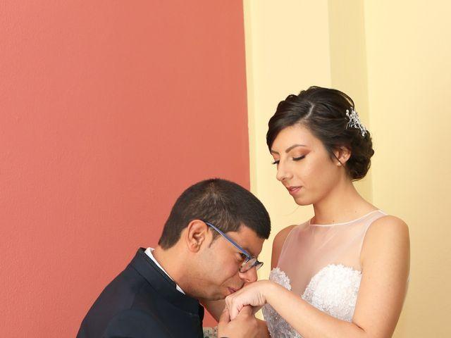 Il matrimonio di Luigi e Valentina a Melissa, Crotone 17