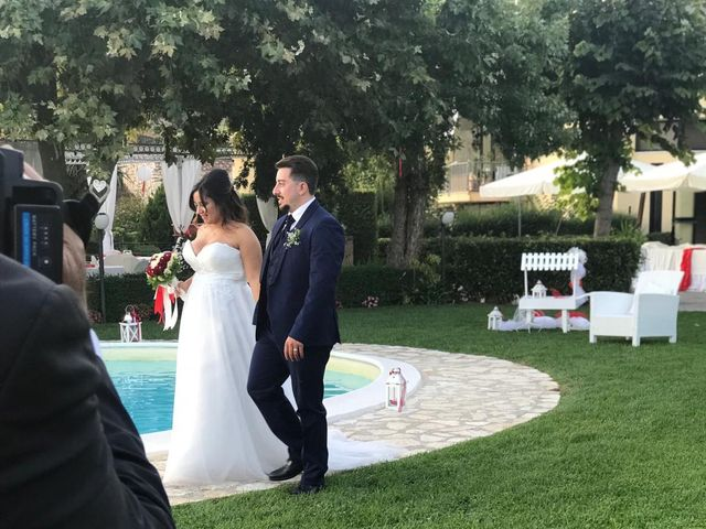 Il matrimonio di Giuseppe  e Caterina  a Durazzano, Benevento 13