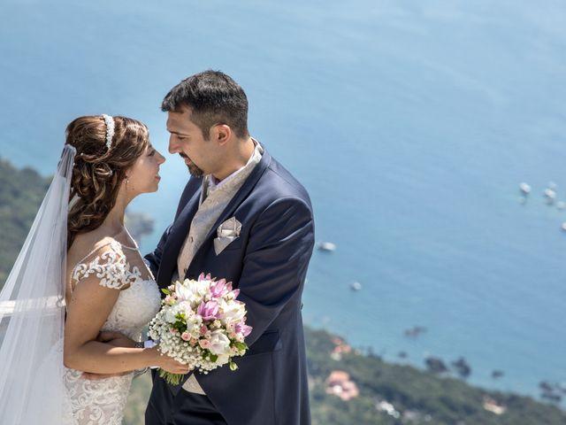 Il matrimonio di Raffaele e Stefania a Maratea, Potenza 1