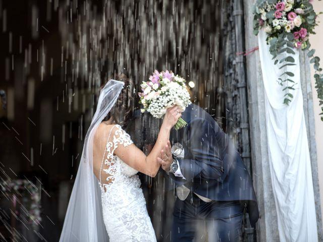 Il matrimonio di Raffaele e Stefania a Maratea, Potenza 40
