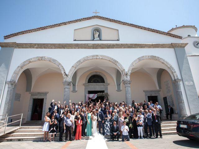 Il matrimonio di Raffaele e Stefania a Maratea, Potenza 41