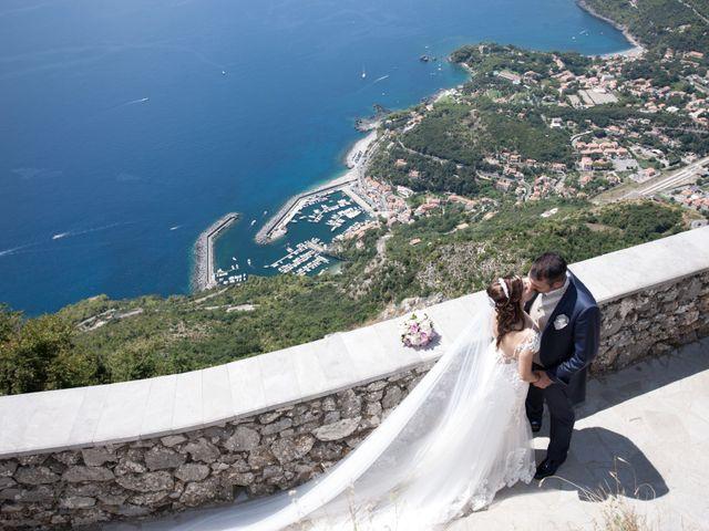 Il matrimonio di Raffaele e Stefania a Maratea, Potenza 44