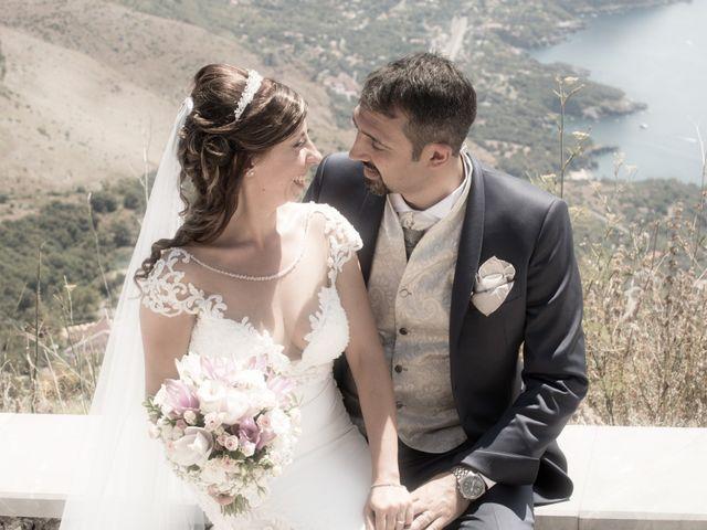 Il matrimonio di Raffaele e Stefania a Maratea, Potenza 45