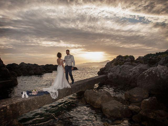Il matrimonio di Raffaele e Stefania a Maratea, Potenza 51