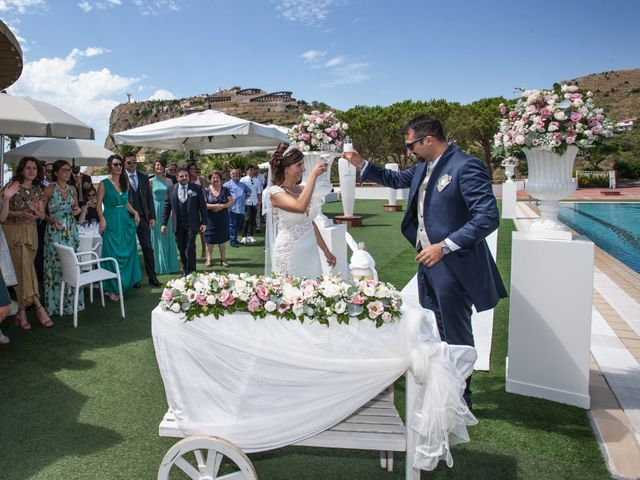 Il matrimonio di Raffaele e Stefania a Maratea, Potenza 56