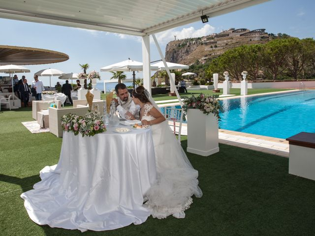 Il matrimonio di Raffaele e Stefania a Maratea, Potenza 57