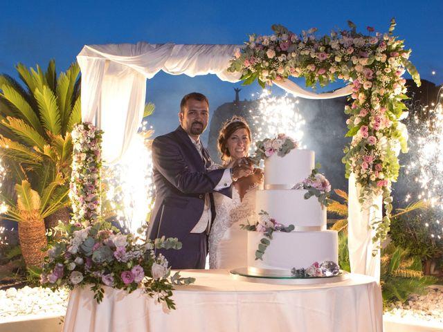 Il matrimonio di Raffaele e Stefania a Maratea, Potenza 78