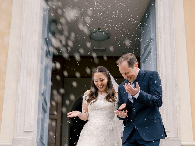 Le nozze di Lili e Alberto