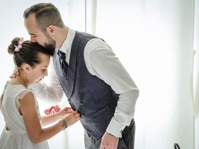 Il matrimonio di Fabio e Mary a Rovello Porro, Como 4