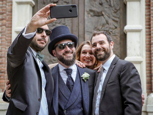 Il matrimonio di Fabio e Mary a Rovello Porro, Como 23