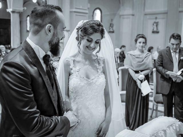 Il matrimonio di Fabio e Mary a Rovello Porro, Como 29