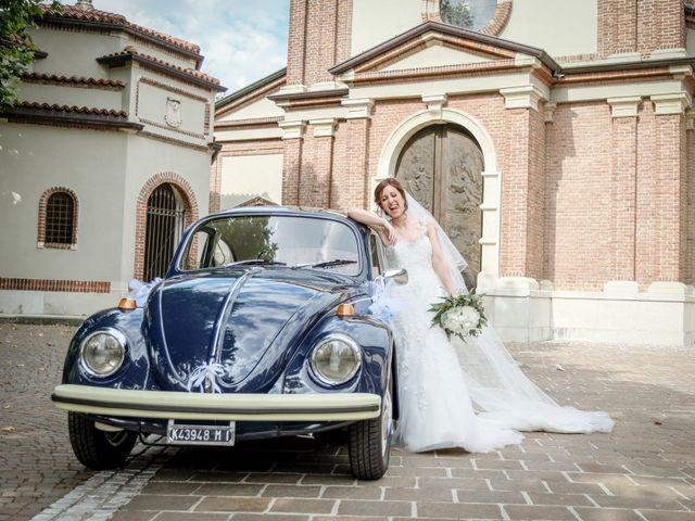 Il matrimonio di Fabio e Mary a Rovello Porro, Como 32