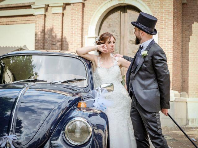 Il matrimonio di Fabio e Mary a Rovello Porro, Como 33