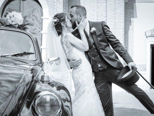Il matrimonio di Fabio e Mary a Rovello Porro, Como 34