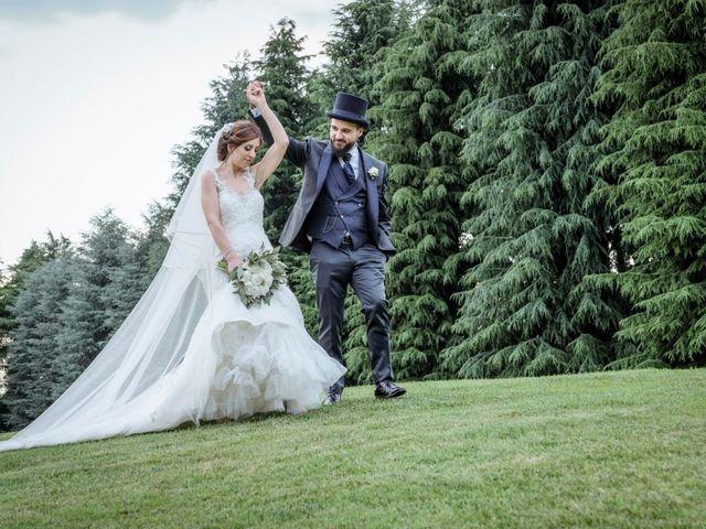 Il matrimonio di Fabio e Mary a Rovello Porro, Como 38