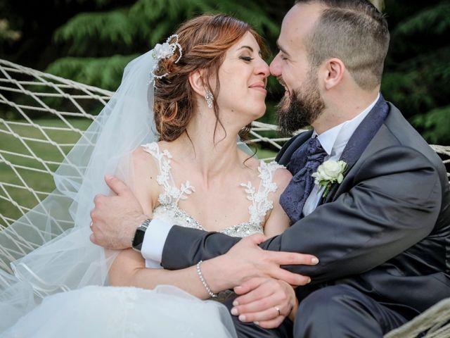 Il matrimonio di Fabio e Mary a Rovello Porro, Como 40