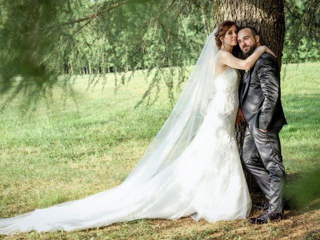 Il matrimonio di Fabio e Mary a Rovello Porro, Como 45