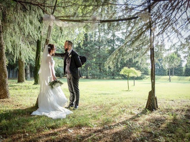 Il matrimonio di Fabio e Mary a Rovello Porro, Como 46