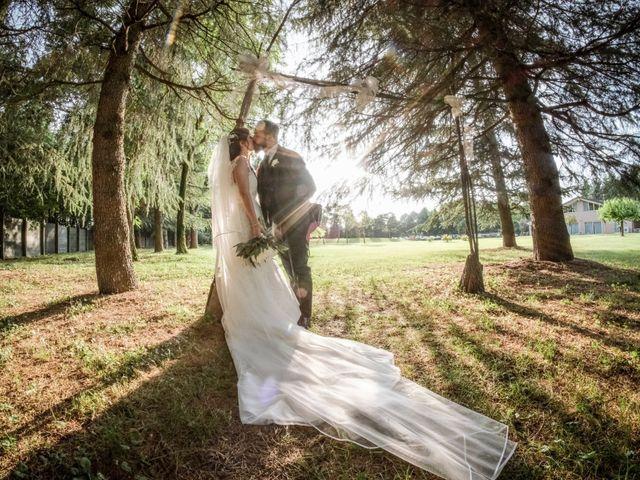 Il matrimonio di Fabio e Mary a Rovello Porro, Como 2