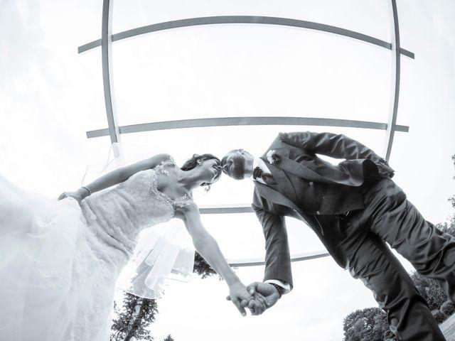 Il matrimonio di Fabio e Mary a Rovello Porro, Como 49